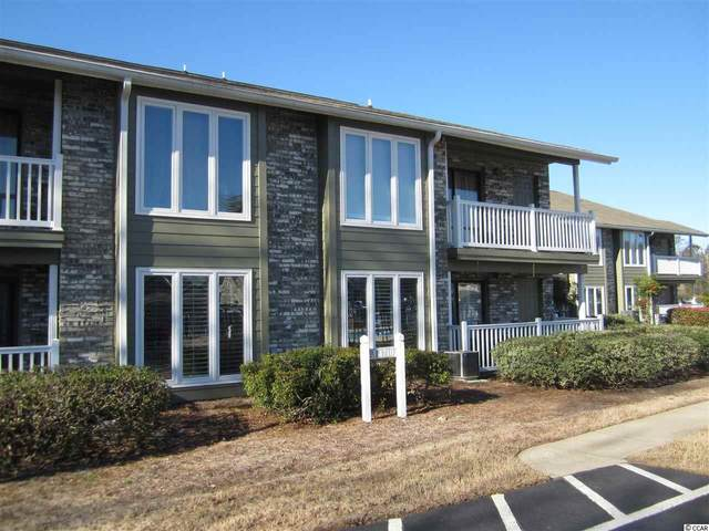 4710 Cobblestone Dr. J7, Myrtle Beach, SC 29577 (MLS #2102955) :: The Litchfield Company