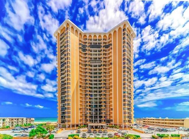 9650 Shore Dr. #2402, Myrtle Beach, SC 29572 (MLS #2102957) :: Surfside Realty Company