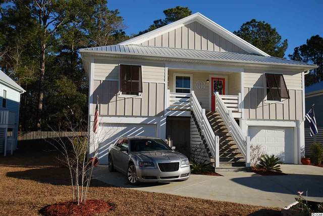 31 Tidelands Trail, Pawleys Island, SC 29585 (MLS #2102965) :: The Litchfield Company