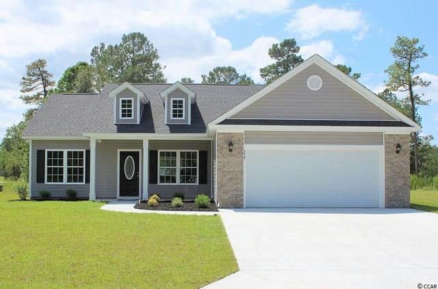 801 Stone Pine Ct., Loris, SC 29569 (MLS #2102981) :: Armand R Roux | Real Estate Buy The Coast LLC