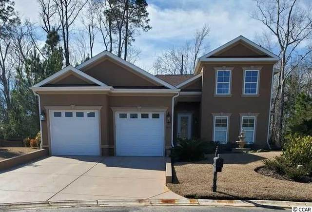 491 Pomo Dr., Myrtle Beach, SC 29579 (MLS #2102982) :: Armand R Roux | Real Estate Buy The Coast LLC