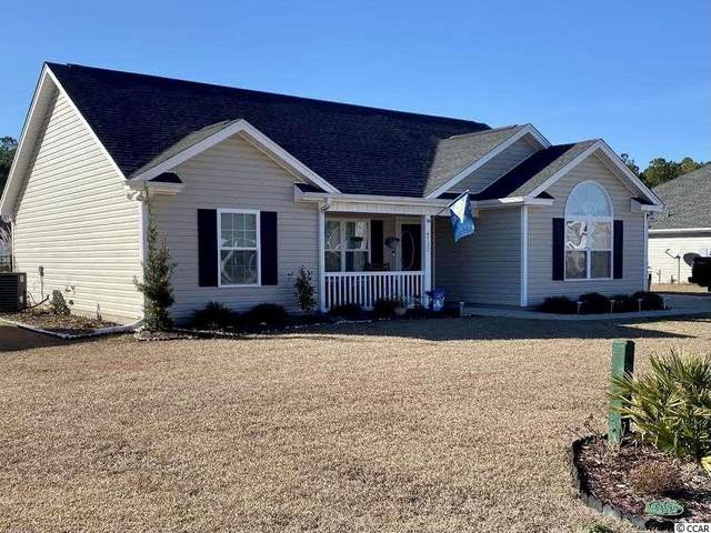 473 Oakham Dr., Conway, SC 29527 (MLS #2102985) :: Sloan Realty Group