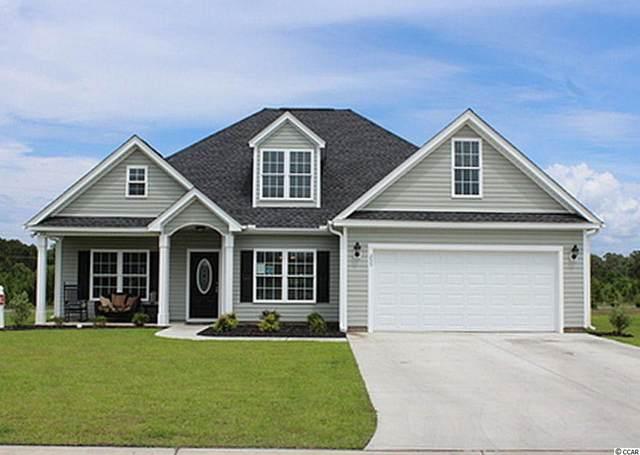 705 Red Oak Dr., Loris, SC 29569 (MLS #2102990) :: Armand R Roux | Real Estate Buy The Coast LLC
