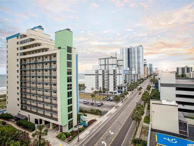 2310 N Ocean Blvd. #408, Myrtle Beach, SC 29577 (MLS #2103019) :: Surfside Realty Company