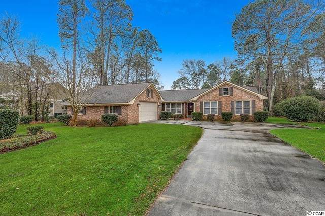 112 Wofford Rd., Conway, SC 29526 (MLS #2103034) :: Armand R Roux | Real Estate Buy The Coast LLC