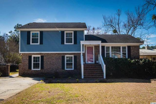3905 Quail Circle, Myrtle Beach, SC 29579 (MLS #2103035) :: Leonard, Call at Kingston