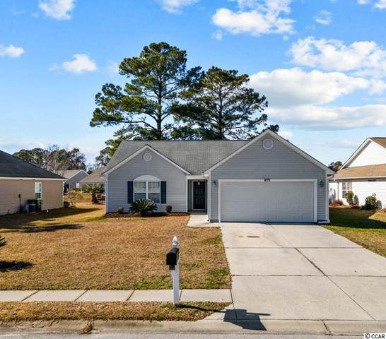 875 Sultana Dr., Little River, SC 29566 (MLS #2103051) :: The Litchfield Company
