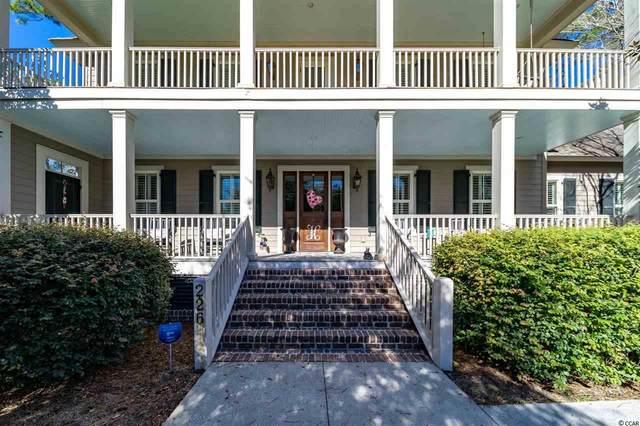226 Chapel Creek Rd., Pawleys Island, SC 29585 (MLS #2103058) :: Armand R Roux | Real Estate Buy The Coast LLC