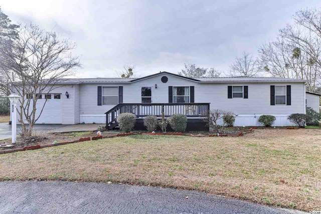 852 Old Magnolia Dr., Conway, SC 29526 (MLS #2103060) :: Jerry Pinkas Real Estate Experts, Inc
