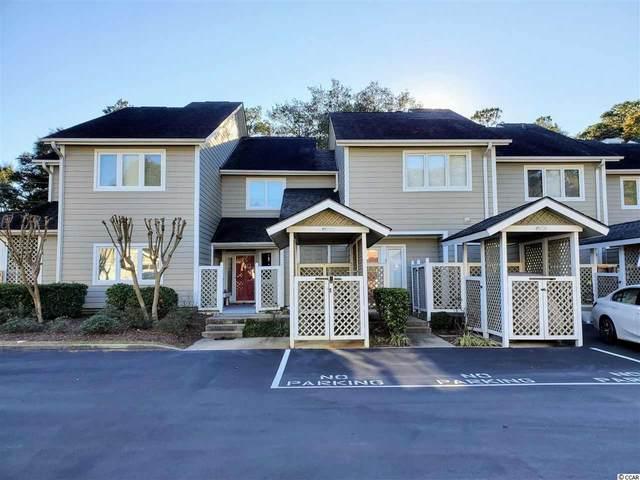 435 Ocean Creek Dr. #2728, Myrtle Beach, SC 29572 (MLS #2103073) :: Armand R Roux | Real Estate Buy The Coast LLC