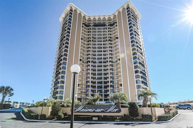 9650 Shore Dr. #204, Myrtle Beach, SC 29572 (MLS #2103092) :: Leonard, Call at Kingston