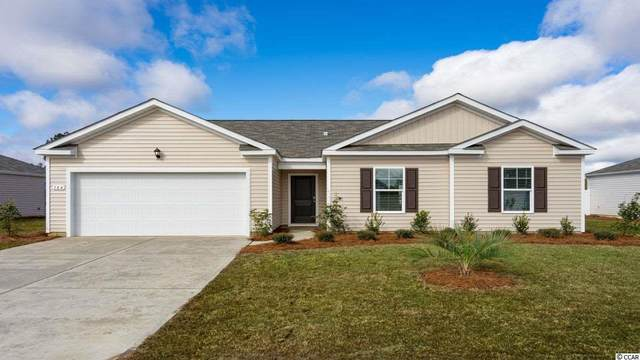 102 Porch Ln., Pawleys Island, SC 29585 (MLS #2103100) :: The Litchfield Company