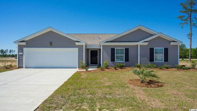 34 Porch Ln., Pawleys Island, SC 29585 (MLS #2103101) :: The Litchfield Company
