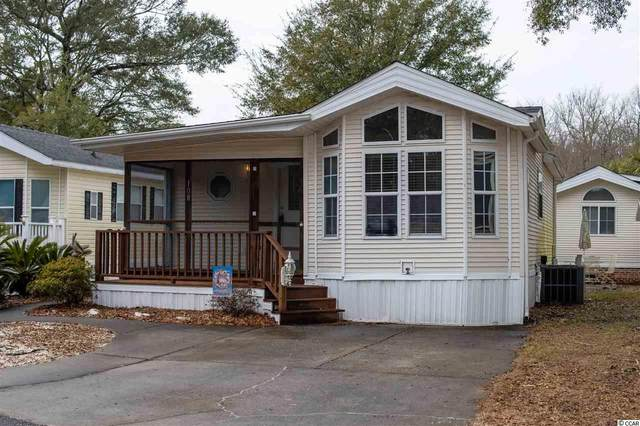 5400 Little River Neck Rd., North Myrtle Beach, SC 29582 (MLS #2103113) :: The Litchfield Company