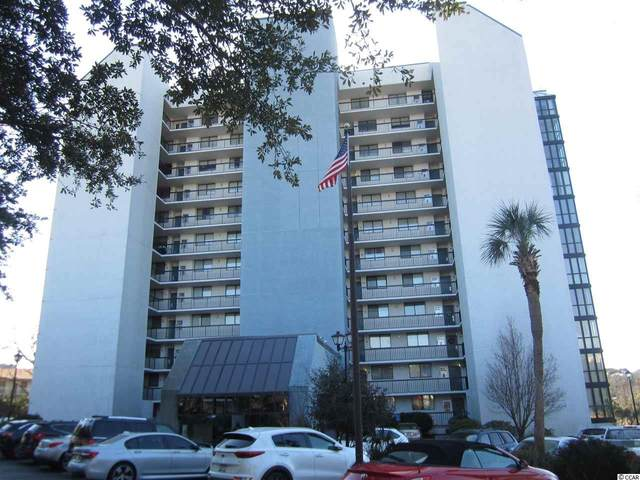 311 69th Ave. N #1002, Myrtle Beach, SC 29572 (MLS #2103118) :: Leonard, Call at Kingston