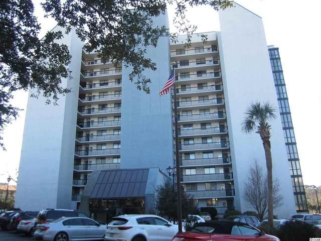 311 69th Ave. N #1002, Myrtle Beach, SC 29572 (MLS #2103118) :: The Greg Sisson Team