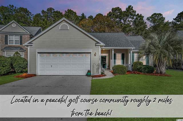 1468 Winged Foot Ct., Murrells Inlet, SC 29576 (MLS #2103138) :: The Litchfield Company