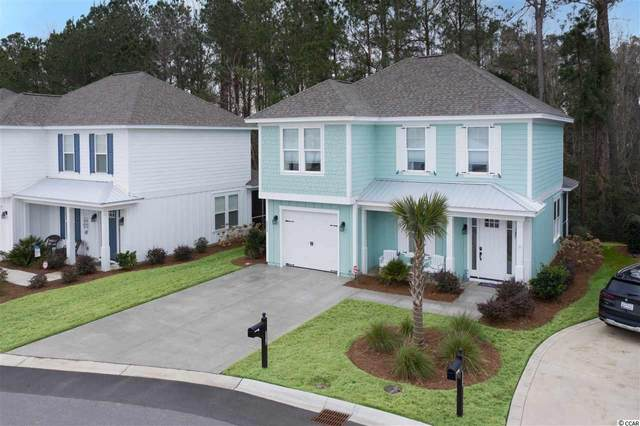 5216 Sea Coral Way, North Myrtle Beach, SC 29582 (MLS #2103149) :: The Litchfield Company
