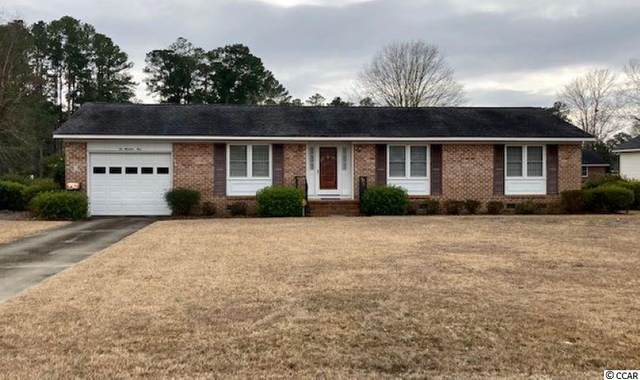 201 Warwick Ave., Marion, SC 29571 (MLS #2103151) :: The Lachicotte Company
