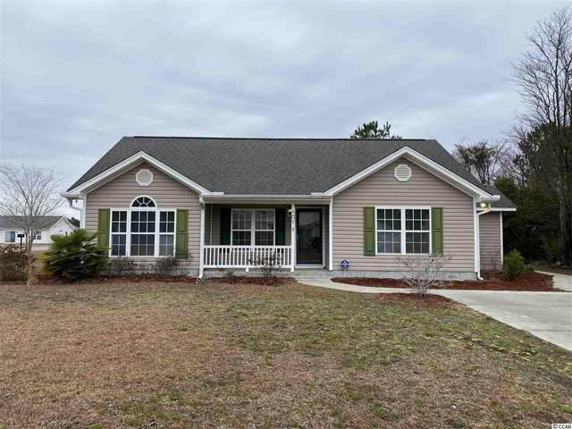 101 Peninsula Ct., Conway, SC 29526 (MLS #2103156) :: The Litchfield Company