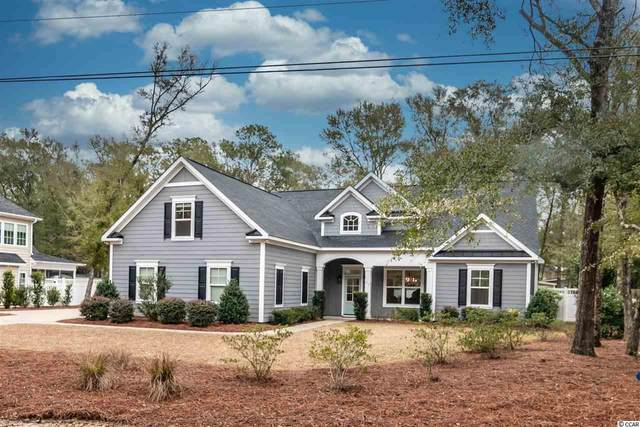 77 Hopeland St., Pawleys Island, SC 29585 (MLS #2103159) :: The Lachicotte Company
