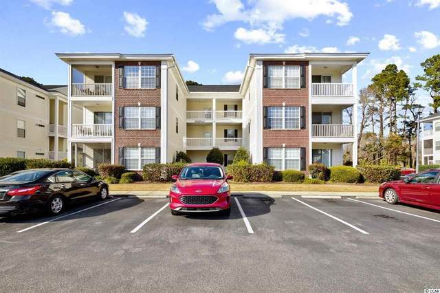 1306 River Oaks Dr. 3-J, Myrtle Beach, SC 29579 (MLS #2103160) :: Leonard, Call at Kingston