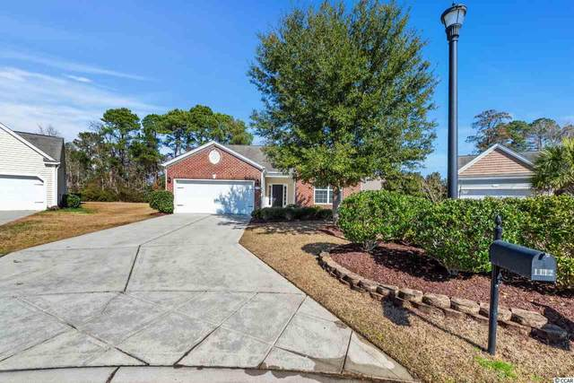 1112 Woodford Ct., Conway, SC 29526 (MLS #2103161) :: The Litchfield Company