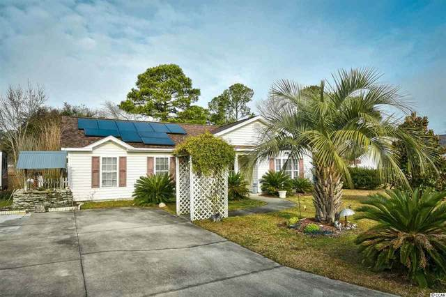 204 Palace Ct., Conway, SC 29526 (MLS #2103179) :: Team Amanda & Co