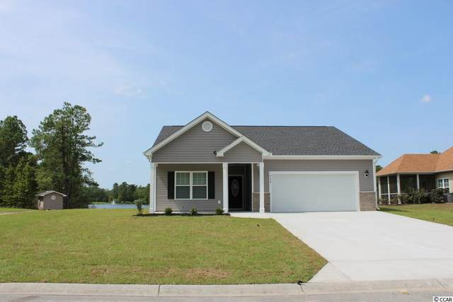 561 Whiddy Loop, Conway, SC 29526 (MLS #2103214) :: The Litchfield Company