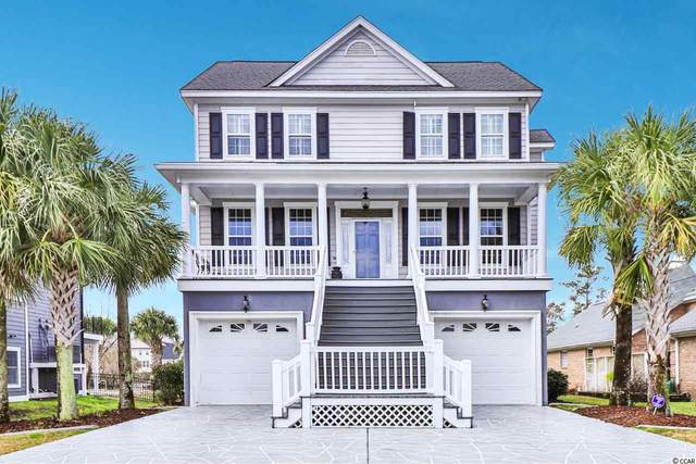 327 23rd Ave. S, Myrtle Beach, SC 29577 (MLS #2103217) :: The Greg Sisson Team