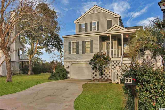 65 Mandarin Ct., Pawleys Island, SC 29585 (MLS #2103218) :: Garden City Realty, Inc.