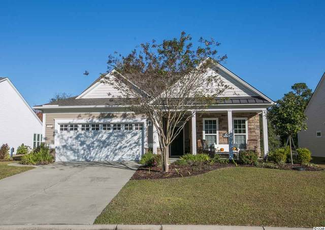143 Cypress Creek Dr., Murrells Inlet, SC 29576 (MLS #2103224) :: The Lachicotte Company
