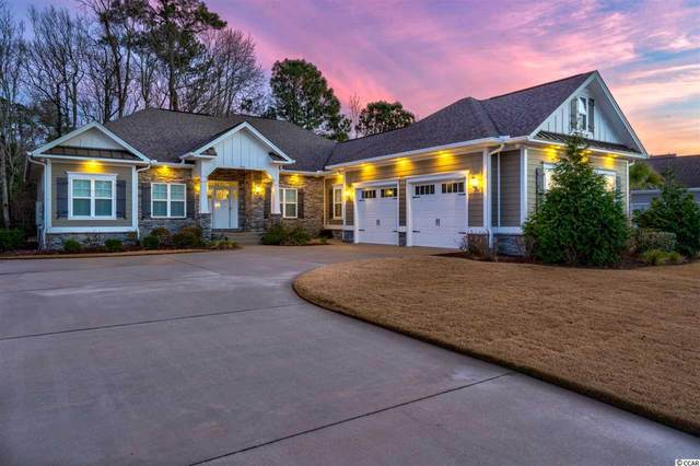 1500 Seabrook Plantation Way, North Myrtle Beach, SC 29582 (MLS #2103238) :: The Lachicotte Company