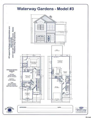 312 Botany Bay Pl., Myrtle Beach, SC 29579 (MLS #2103243) :: The Litchfield Company