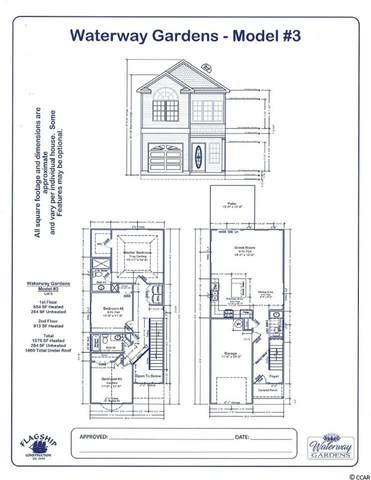 308 Botany Bay Pl., Myrtle Beach, SC 29579 (MLS #2103244) :: The Litchfield Company