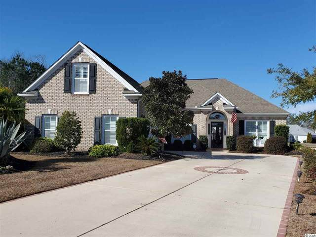 8 Hearthstone Way, Murrells Inlet, SC 29576 (MLS #2103247) :: The Lachicotte Company