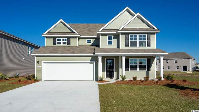 251 Walnut Grove Ct., Myrtle Beach, SC 29579 (MLS #2103255) :: Team Amanda & Co