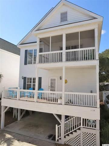 115B 9th Ave. S, Surfside Beach, SC 29575 (MLS #2103286) :: Armand R Roux | Real Estate Buy The Coast LLC