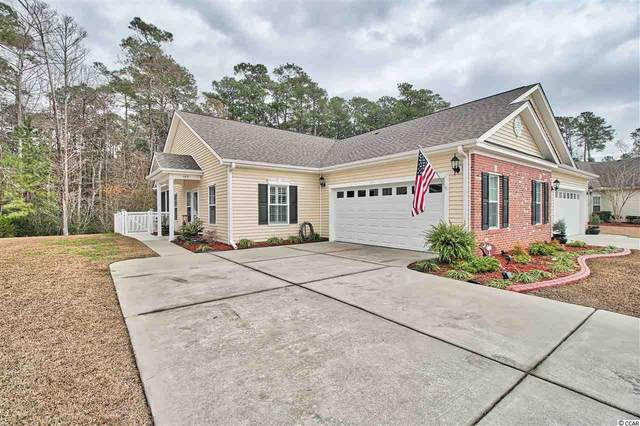 180 Rose Water Loop, Myrtle Beach, SC 29588 (MLS #2103291) :: The Litchfield Company