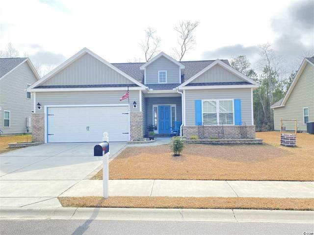 336 Barony Dr., Conway, SC 29526 (MLS #2103294) :: The Litchfield Company