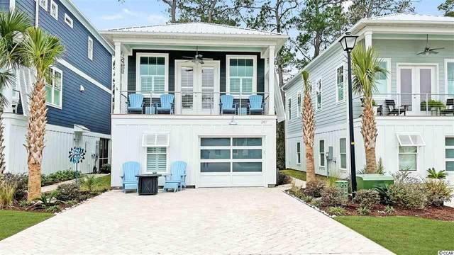 207 Clamdigger Loop, Pawleys Island, SC 29585 (MLS #2103305) :: The Litchfield Company