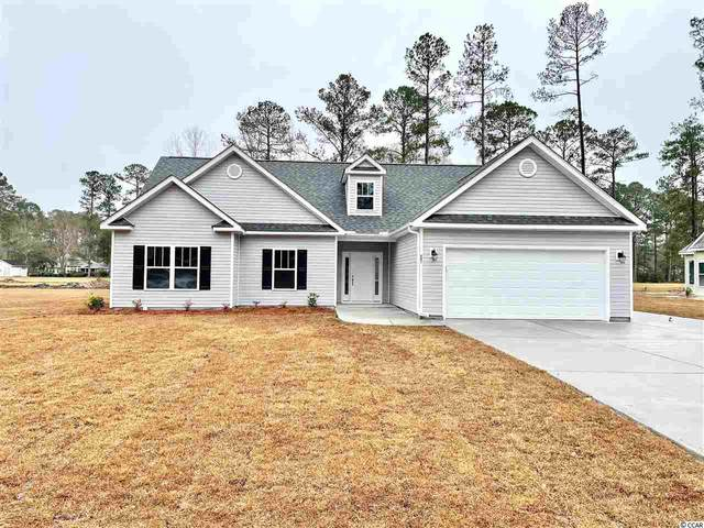 706 Francis Parker Rd., Georgetown, SC 29440 (MLS #2103341) :: The Litchfield Company