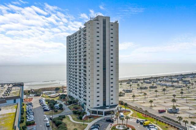 5905 South Kings Hwy. #1207, Myrtle Beach, SC 29575 (MLS #2103355) :: Leonard, Call at Kingston