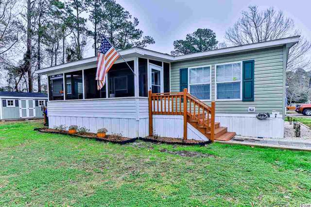 924 Pine Thicket St., Myrtle Beach, SC 29577 (MLS #2103357) :: The Lachicotte Company