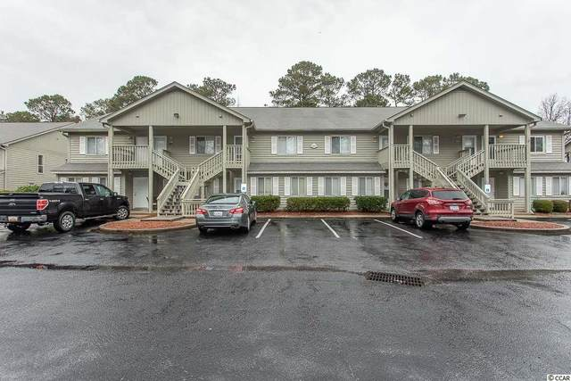 1027 G Red Tree Circle 1027 G, Myrtle Beach, SC 29588 (MLS #2103359) :: Armand R Roux | Real Estate Buy The Coast LLC