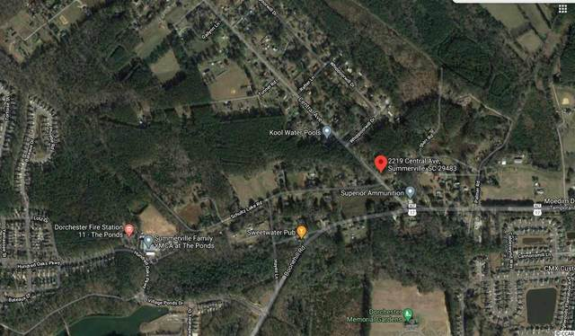 2219 Central Ave., Summerville, SC 29483 (MLS #2103374) :: Grand Strand Homes & Land Realty