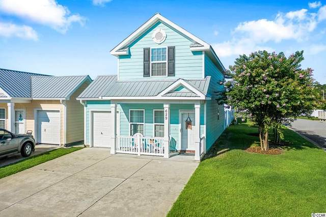 629 Surfsong Way B8-4, North Myrtle Beach, SC 29582 (MLS #2103376) :: The Litchfield Company
