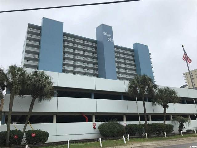 1012 N Waccamaw Dr. #701, Garden City Beach, SC 29576 (MLS #2103386) :: The Litchfield Company