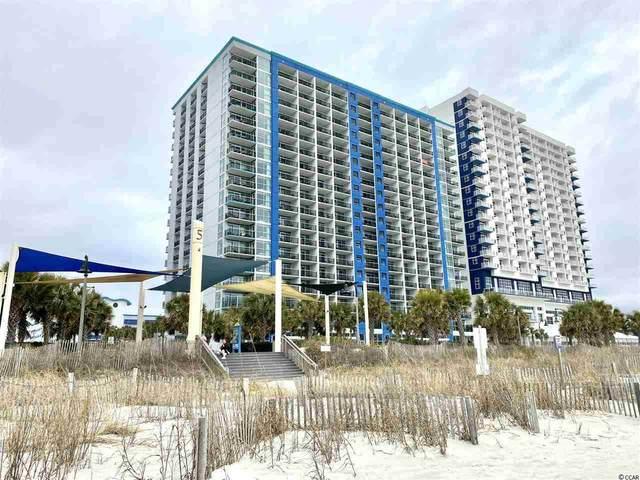 504 N Ocean Blvd. #1101, Myrtle Beach, SC 29577 (MLS #2103405) :: Sloan Realty Group