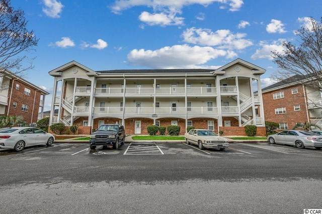 3923 Gladiola Ct. #302, Myrtle Beach, SC 29588 (MLS #2103406) :: Armand R Roux | Real Estate Buy The Coast LLC